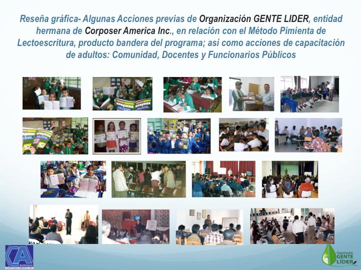 Red Mundial de Alfabetización y Gestión Humana - REMA