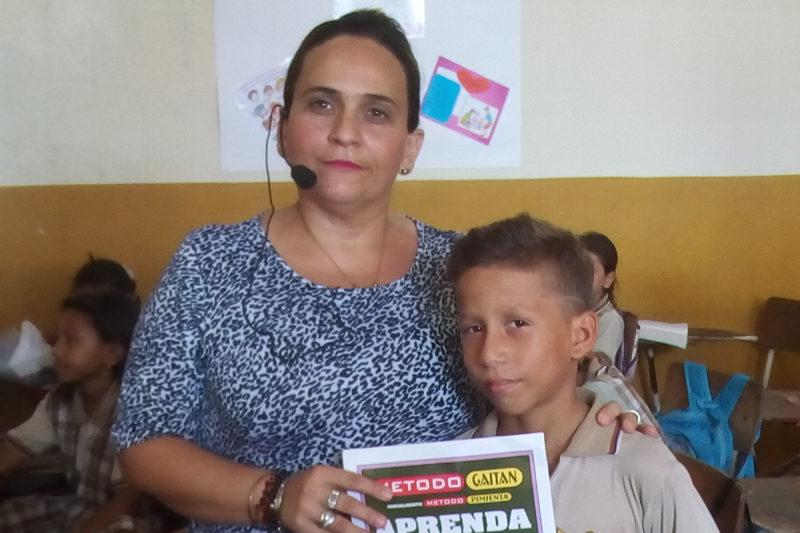 Ahora, la Profesora Romina Peraza, lidera a Rema Network en Codazzi, Cesar - Región Norte de Colombia