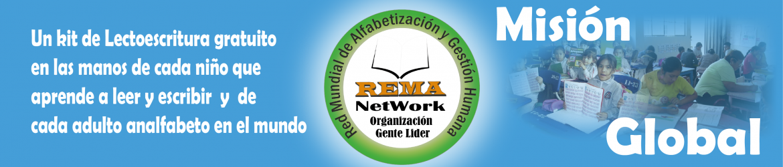 Rema Network - Red Mundial de Alfabetización